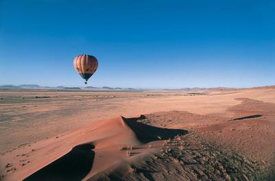 Wilderness Safaris Ballooning