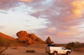 Spitzkoppe Community Rest Camp