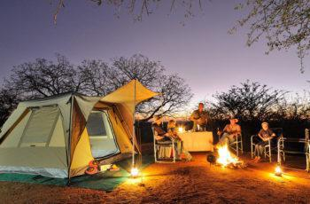 Northern Namibia Camping Safari