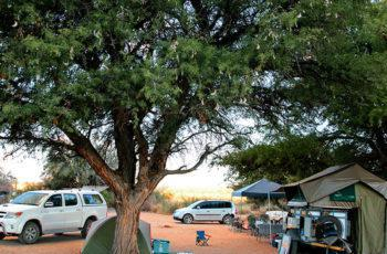 Canyon Roadhouse Campsite, Gondwana Collection Namibia