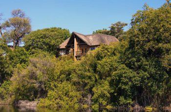Namushasha River Lodge, Gondwana Collection Namibia