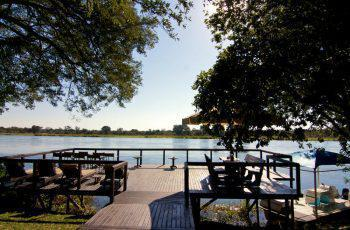 Meandering Through the Caprivi Strip