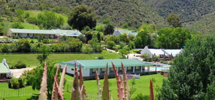 De Oude Meul Country Lodge