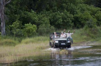 Journey through the Caprivi