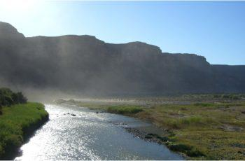 The Orange River