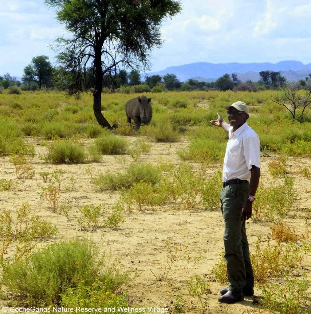 Northern Namibia Luxury Walking & Culture