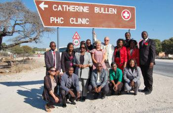 The Catherine Bullen Foundation and a crazy idea