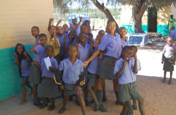 Making a difference in Namibia
